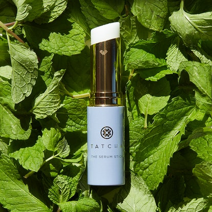 Tatcha's Serum Stick uses squalane oil just like the Kissu Lip Mask.