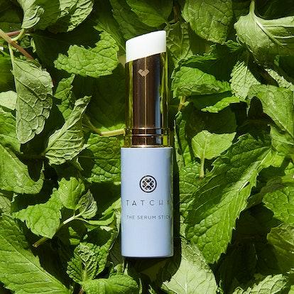 Tatcha's Serum Stick uses squalane oil just like the Kissu Lip Mask.