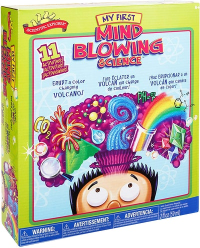 Scientific Explorer My First Mind Blowing Science Experiment Kit