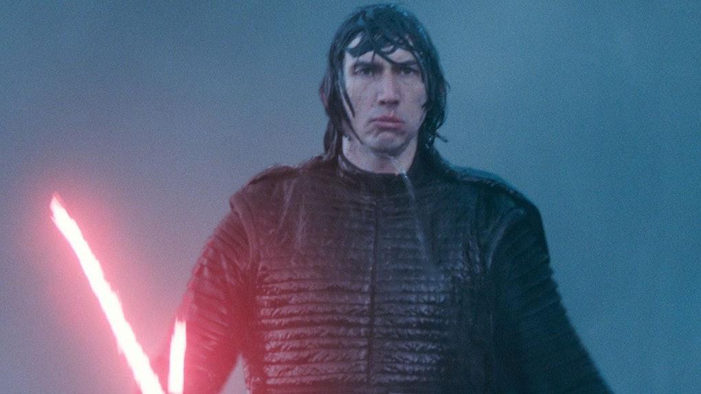Kylo Ren in Star Wars: Rise of Skywalker