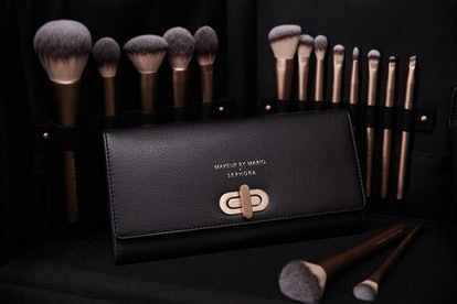 The Makeup by Mario x Sephora Collection is Mario Dedivanovic's first time creating brushes.