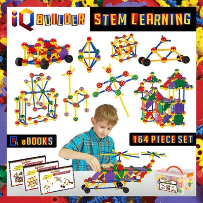 IQ Builder STEM Learning Toys