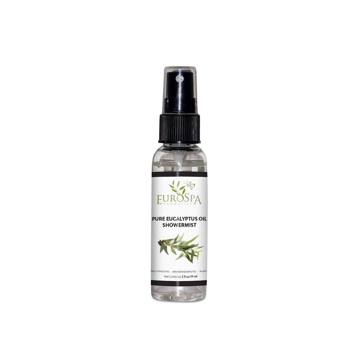 EuroSpa Aromatics Pure Eucalyptus Oil Shower Mist