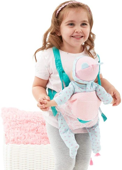 Middleton Doll Baby Bundle Carrier