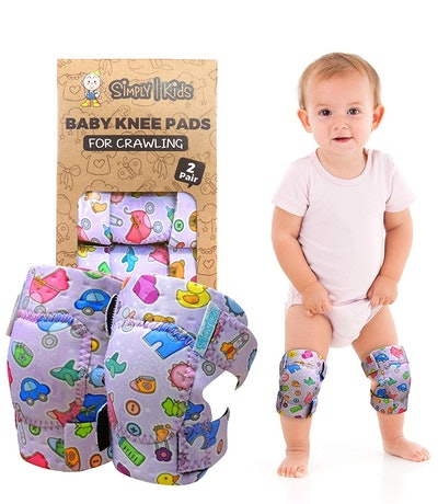 Simply Kids Baby Knee Pads for Crawling