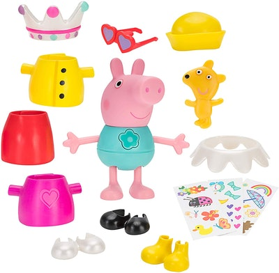 Peppa Pig Talking Dress Up Figure