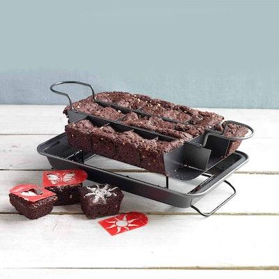 Kingrol Nonstick Brownie Pan