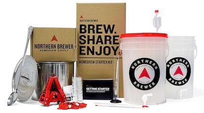 Northern Brewer Brew. Share. Enjoy. HomeBrewing Starter Set