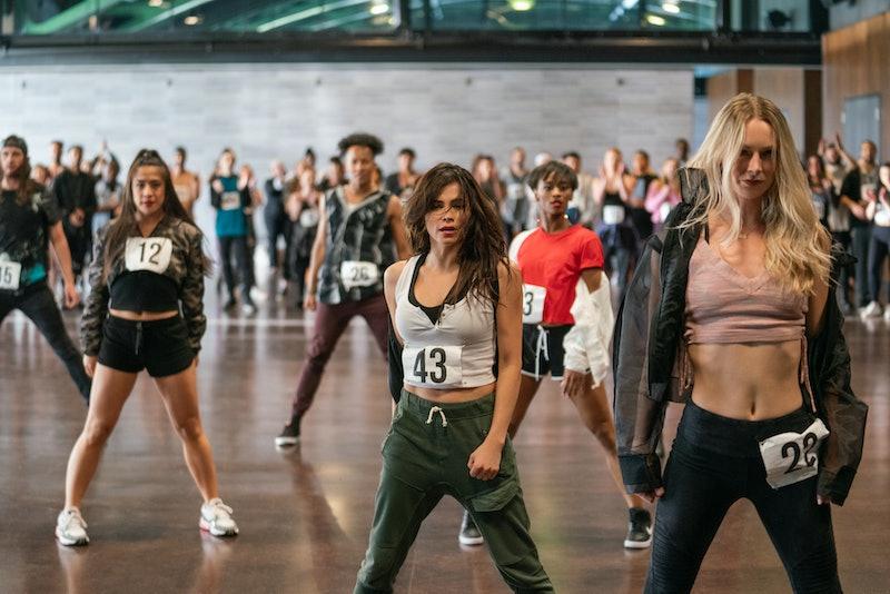 Jenna Dewan is a dancer in Joshua Safran's new show Soundtrack.