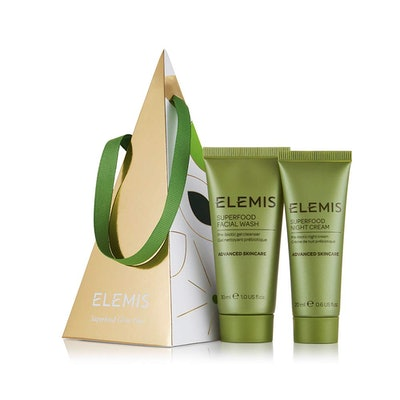 Elemis Superfood Glow Duo Ornament Skincare Gift Set