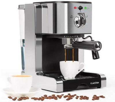 Klarstein Passionata Rossa 15 Espresso Machine