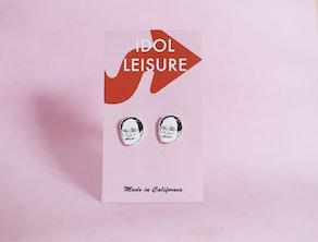 George Costanza Earrings
