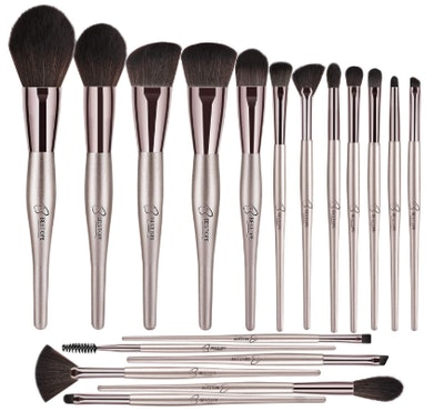 BESTOPE 18-Piece Makeup Brushes