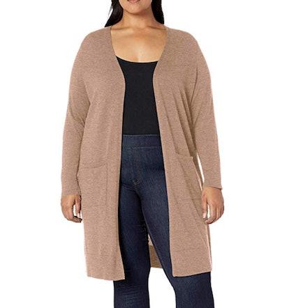 Amazon Essentials Plus Size Lightweight Cardigan