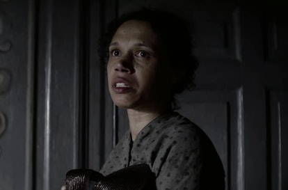 Vinette Robinson as Mary Cratchit in 'A Christmas Carol'