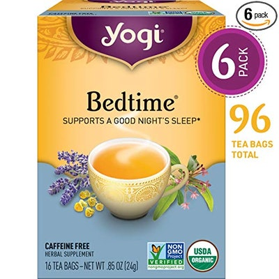 Yogi Bedtime Tea (6 Pack)
