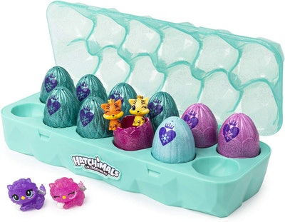 Hatchimals Colleggtibles Jewelry Box Royal Dozen