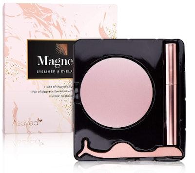 AsaVea Magnetic Eyelashes with Eyeliner