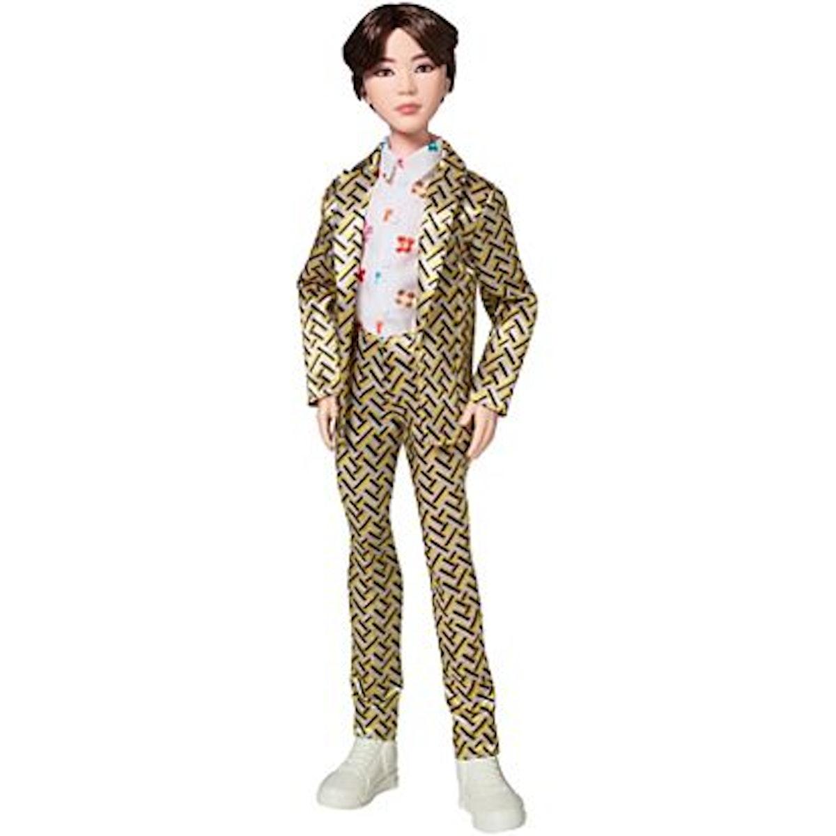 Mattel - BTS Suga Idol Fashion Doll