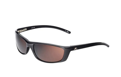 Hobie Venice Shiny Black Polarized Sunglasses