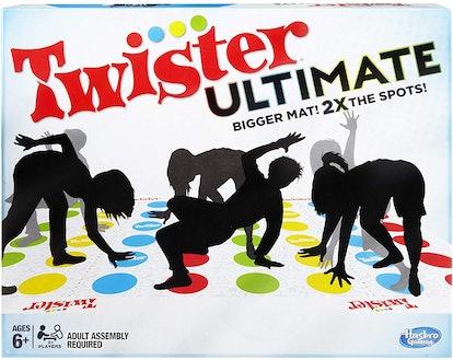Hasbro Gaming Twister Ultimate