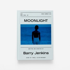 Moonlight Screenplay Book