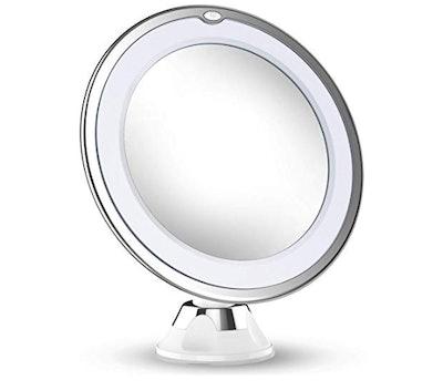 Vimdiff Magnifying Makeup Mirror