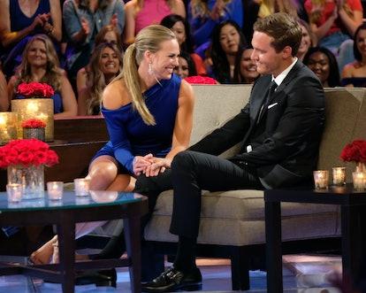 Hannah B. and Peter reunite on The Bachelor.