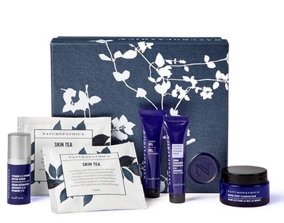 Naturopathica Clean Getaway Gift Set
