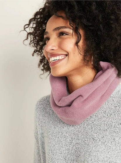 Performance Fleece Tube Scarf for Women