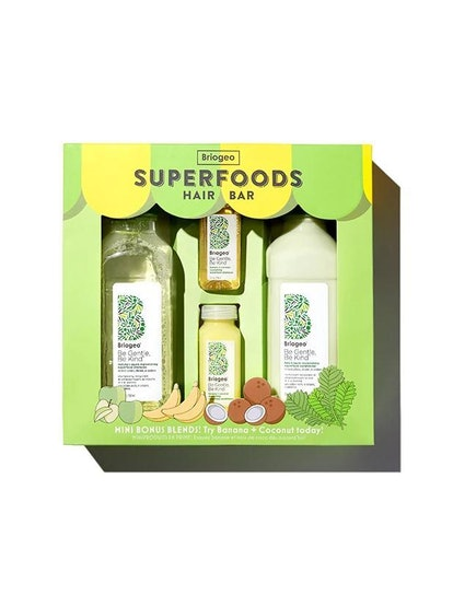 Superfoods Hair Bar