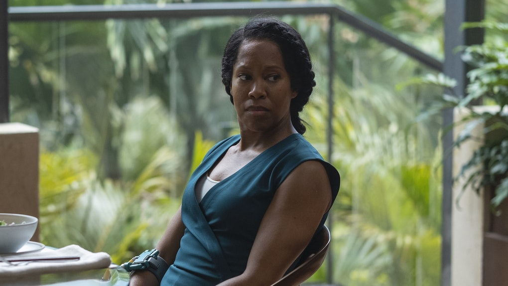 Regina King is open to doing a second season of 'Watchmen' if the idea is right.