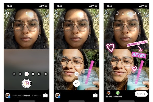 Here's how to use Instagram Layout in Stories, because the feature is now available on the app.