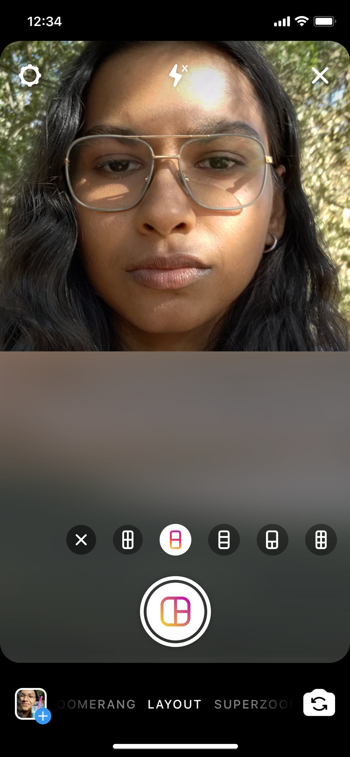 Instagram's new Layout feature for Stories will let you get creative.