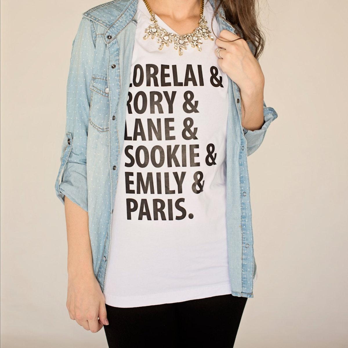 Gilmore Girls Shirt