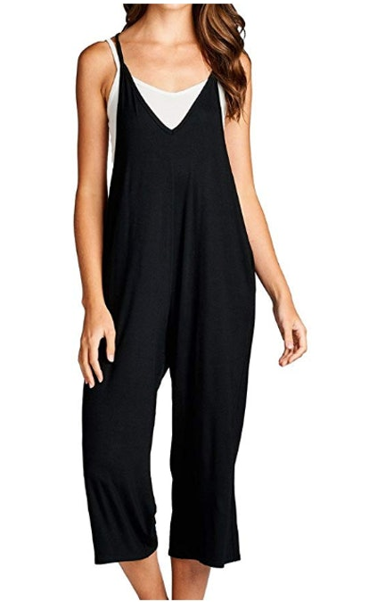 Loving People Loose Fit Jumpsuits