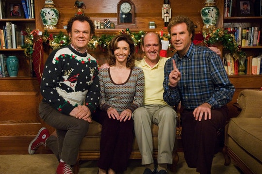 John C. Reilly, Mary Steenburgen, Richard Jenkins and Will Ferrell in 'Step Brothers'