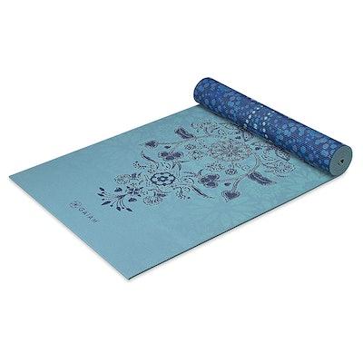 Gaiam Reversible Thick Yoga Mat