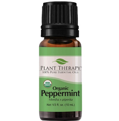 Plant Therapy Peppermint Organic Essential Oil (10 Ml)