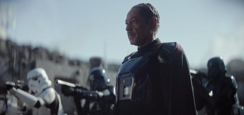 Giancarlo Esposito as Moff Gideon on The Mandalorian