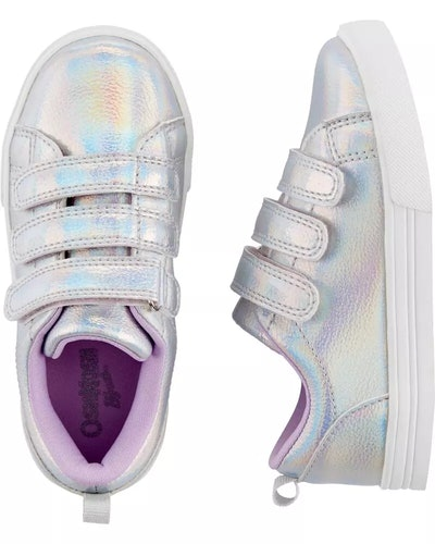 OshKosh Holographic Sneakers in Lavender