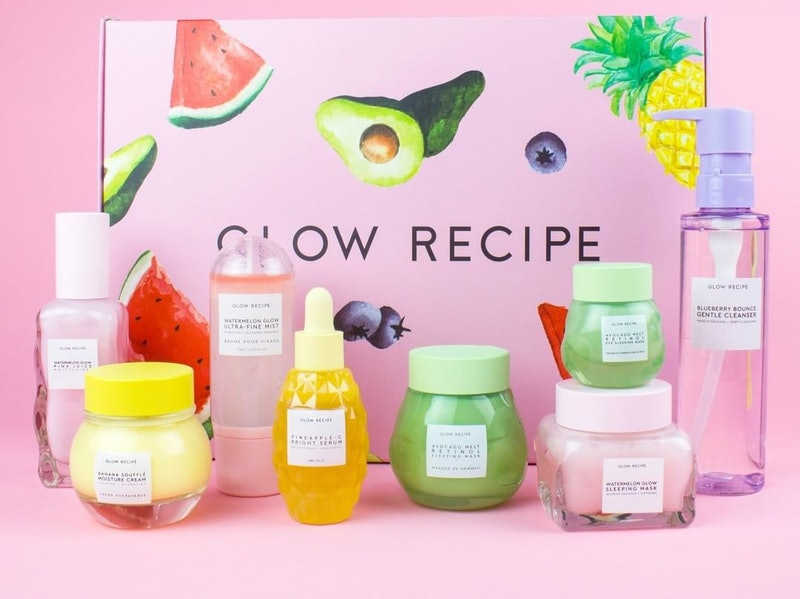 Glow Recipe's Glow Gang Vault gives shoppers 30% off the brand's entire range.