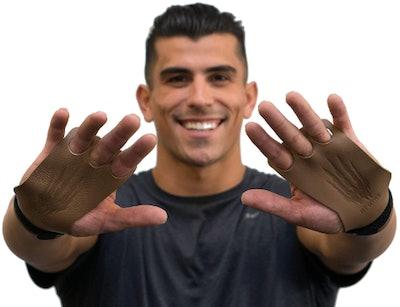 Bear KompleX 3-Hole Leather Hand Grips