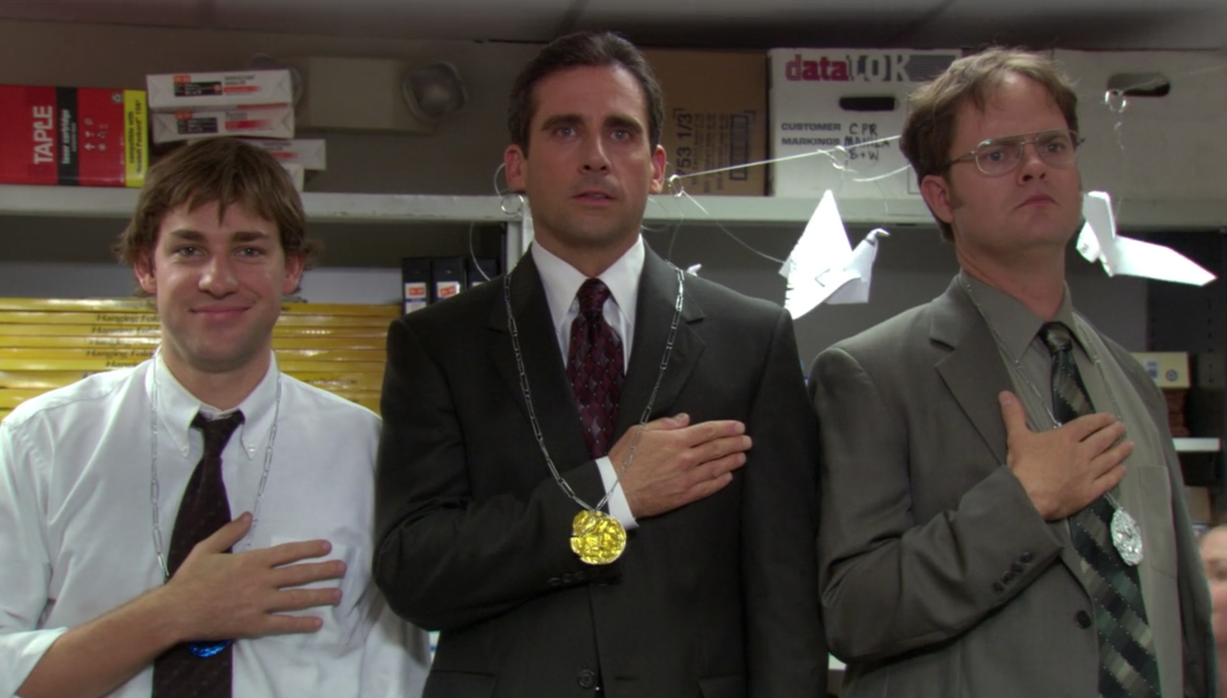 "This ""Office Olympics"" Moment Completely Changed Michael Scott"