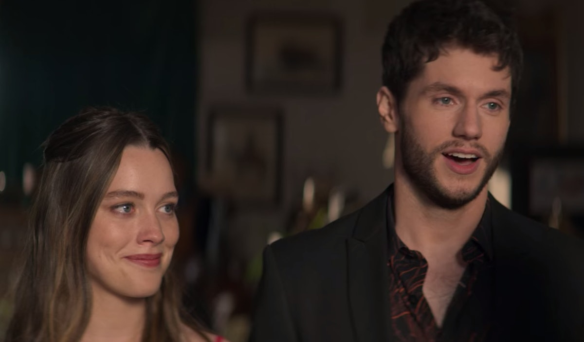 Love and Fourty Quinn in Season 2 of 'You'