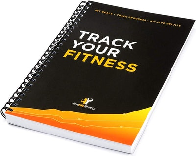 NewMe Fitness Track Your Fitness Journal