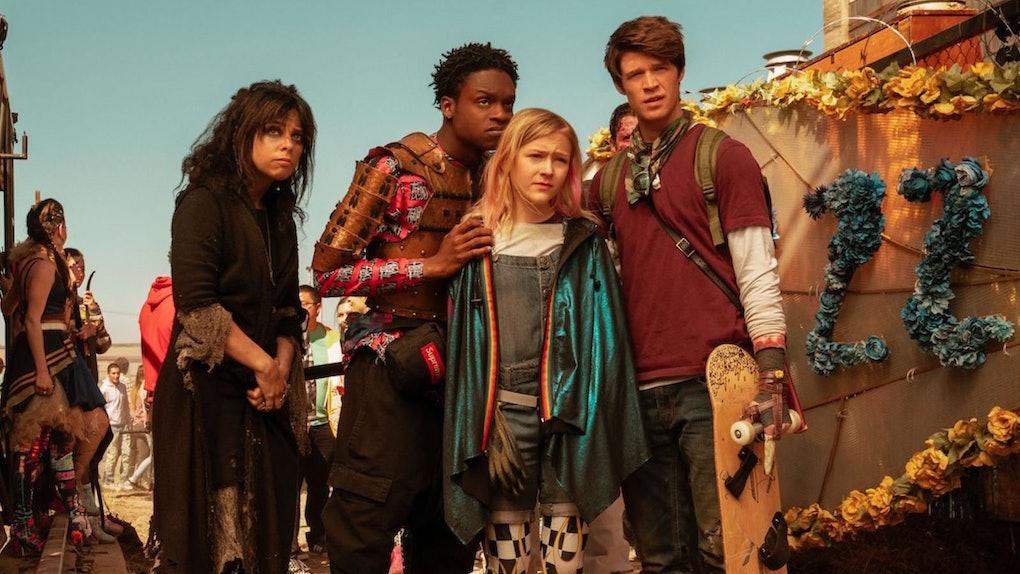 Netflix cancelled 'Daybreak' after one season.