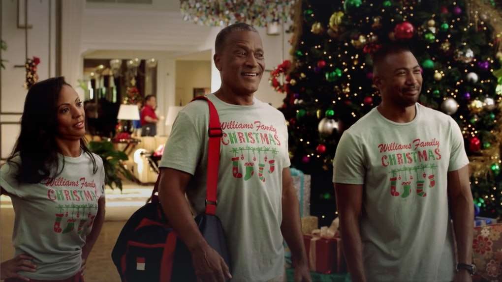 'Same Time, Next Christmas' is one of the many holiday movies on Hulu in 2019
