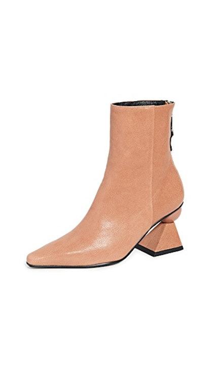 Amoeba Glam Heel Boots