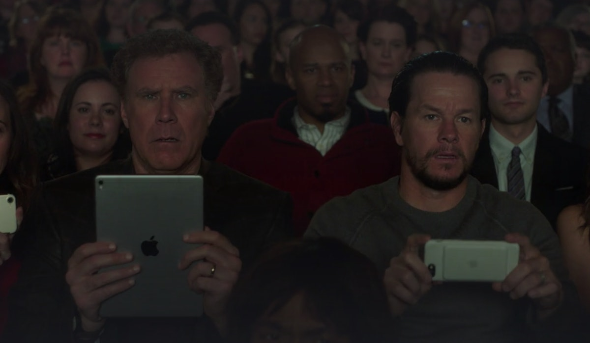 Brad (Will Ferrel) and Dusty (Mark Wahlberg) navigate the holidays in 'Daddy's Home 2' available on ...